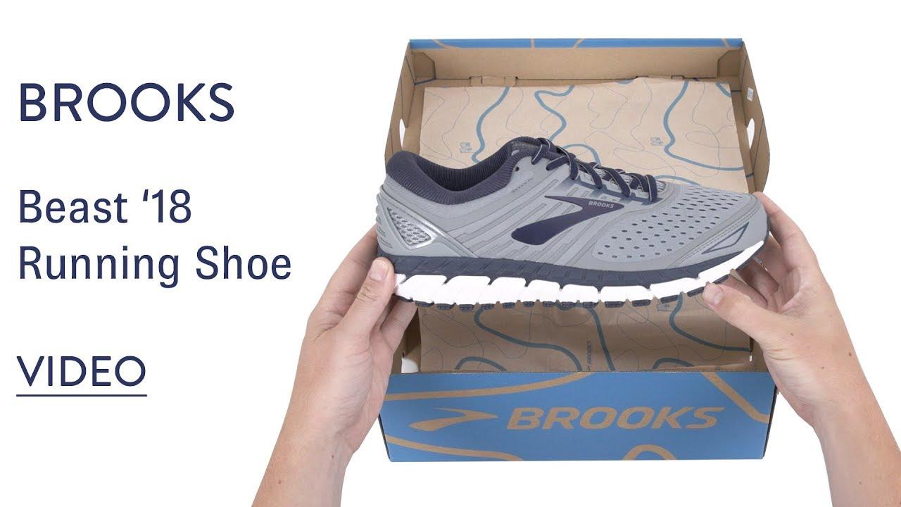 Brooks Beast '18 Running Shoe | Shoes