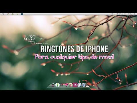 Ringtones Tipo Iphone - ¡Los mejores!