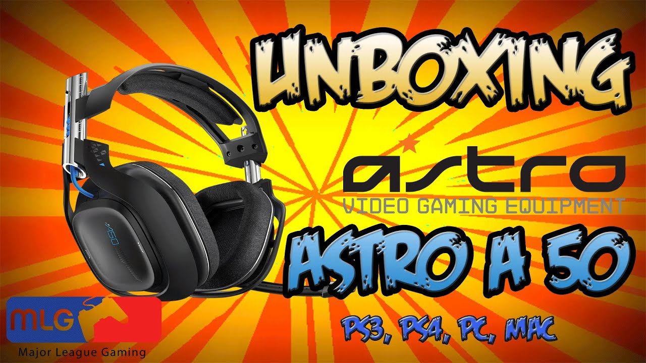 how to get astro a50 3 gen to work