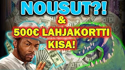 NETTICASINO - PALJON ERI SLOTTEJA&COMEBACK?! +🎁MAALISKUUN 500€ LAHJAKORTTI-KISA🎁