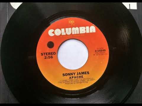 Apache , Sonny James , 1975