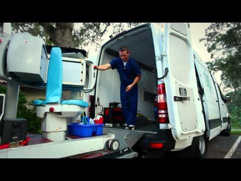 Sprinter Cargo Van for Mobile Business