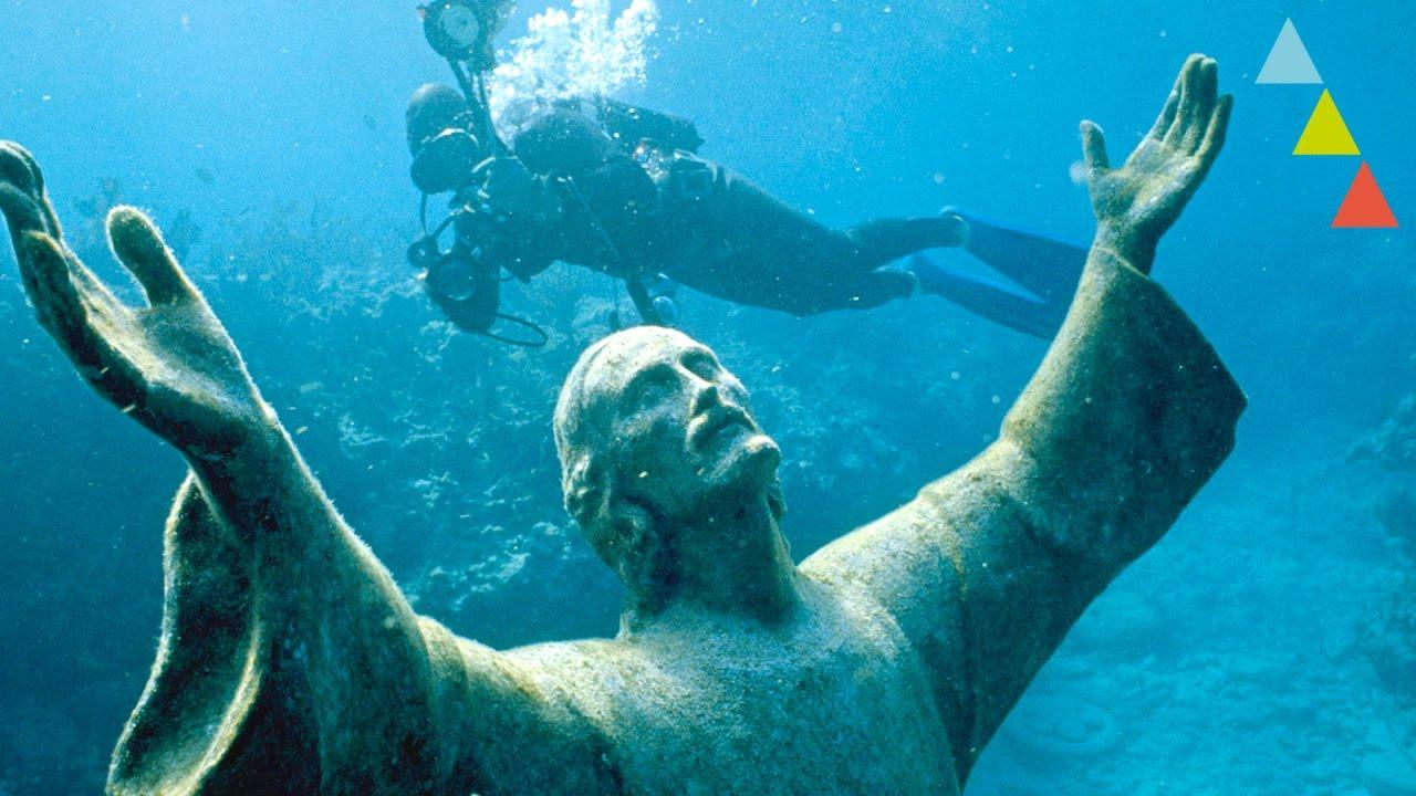 Cosas incre bles que se encontraron en el fondo del mar youtube - Fotos fondo del mar ...