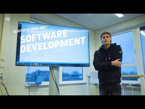 Opleidingsfilm Software development