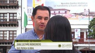 Dani Castaño rionegrero que piensa global