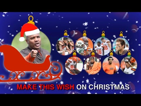 Help The Browns:  A Cleveland Browns version of Jingle Bells Christmas song