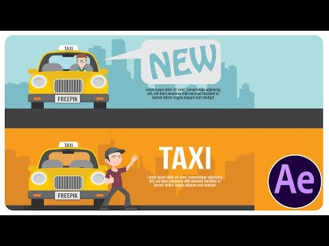 After Effects Infographic Tutorial (PART1)