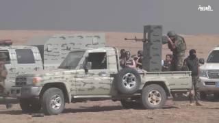 معركة الموصل قد يطول امدها وداعش يشن هجمات معاكسة