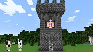 castelo do minecraft