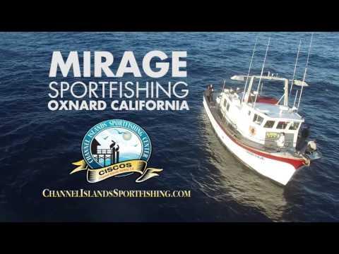 Rockfishing Santa Rosa Island On The Mirage • Channel Islands Sportfishing