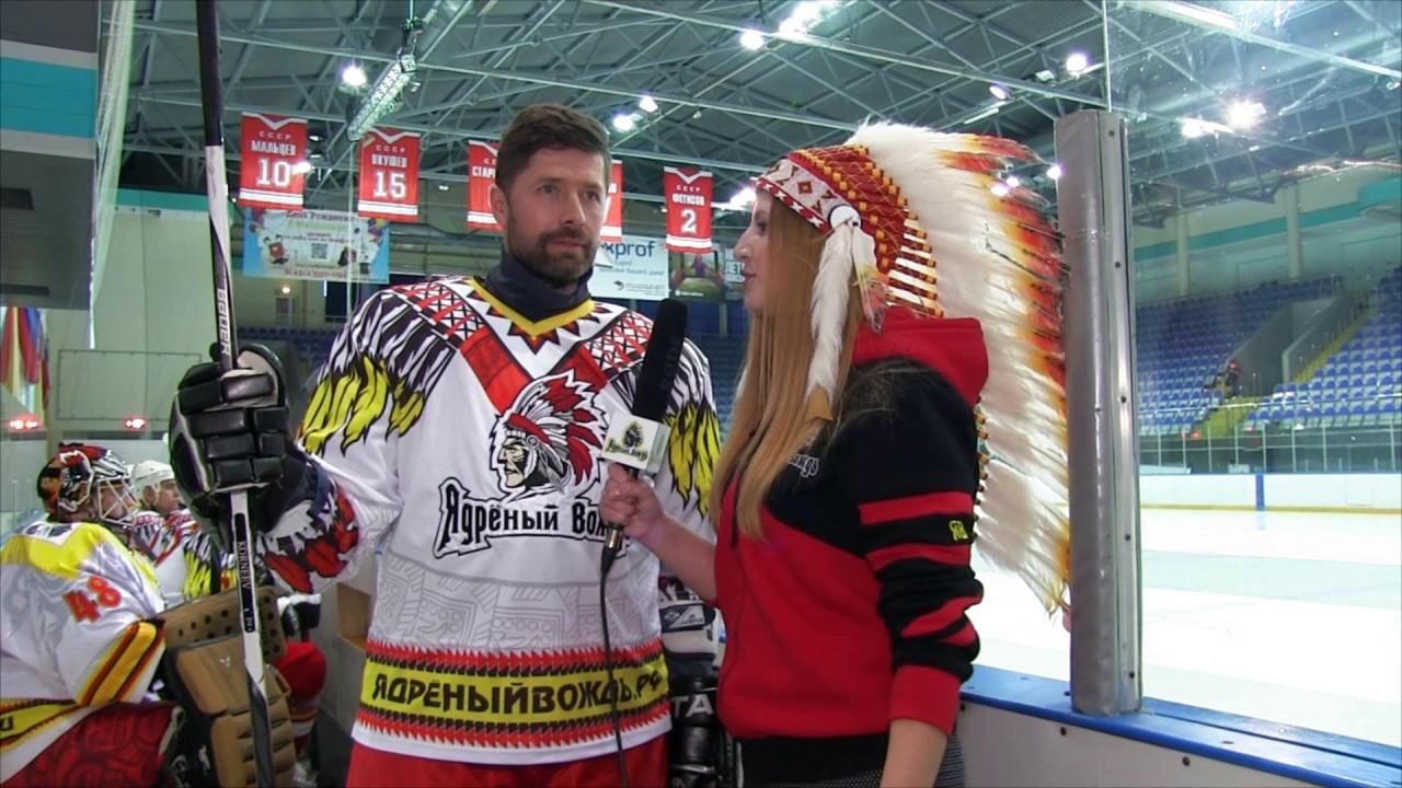 Интервью с Максимом Викторовым