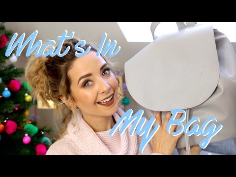 What's In My Bag 2016 | Zoella