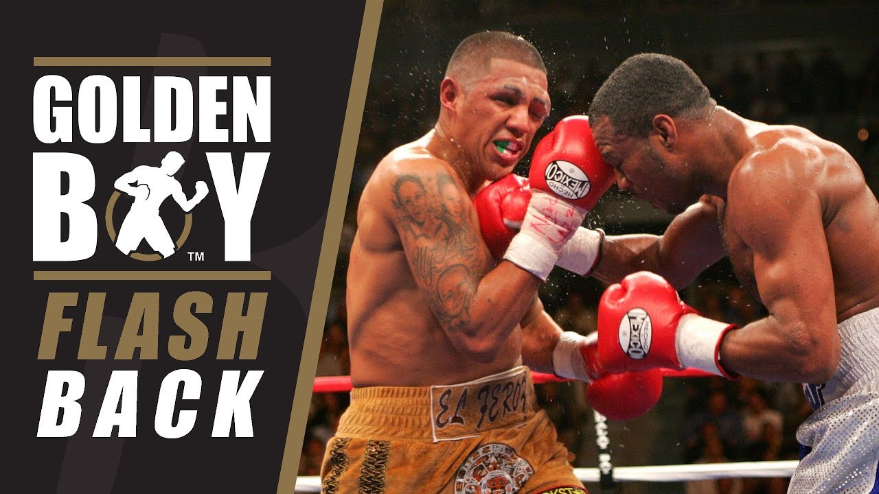 Golden Boy Flashback: Shane Mosley vs Fernando Vargas II (FULL FIGHT)