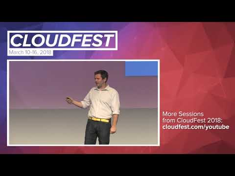 CloudFest 2018: PKI that Works: Advancing Usability While Expanding Use