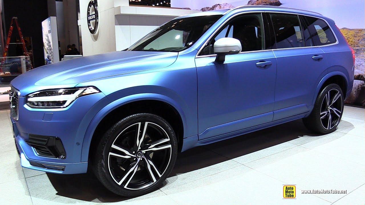 2015 Volvo XC90 T6 R Design