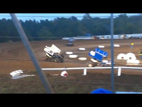 2013 ASCS 360 Sprint Car Series Short Track Nationals I-30 Speedway Benton, Arkansas