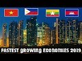 Top 5 Fastest Growing Economies In Southeast Asia (ASEAN) 2019