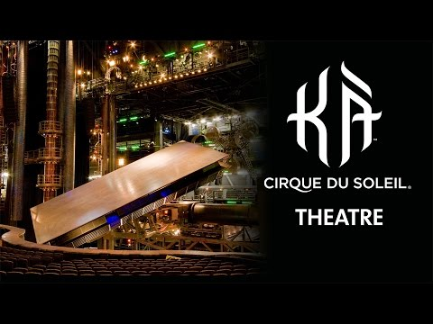 The Theatre of KÀ by Cirque du Soleil | KÀ: Behind the Blockbuster