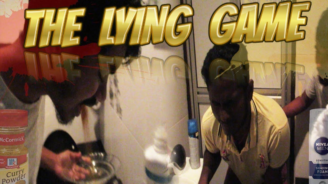 The Lying Punishment Game!! - YouTube