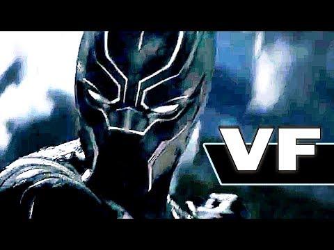 BLACK PANTHER - NOUVELLE streaming VF du Film (Marvel, 2018)