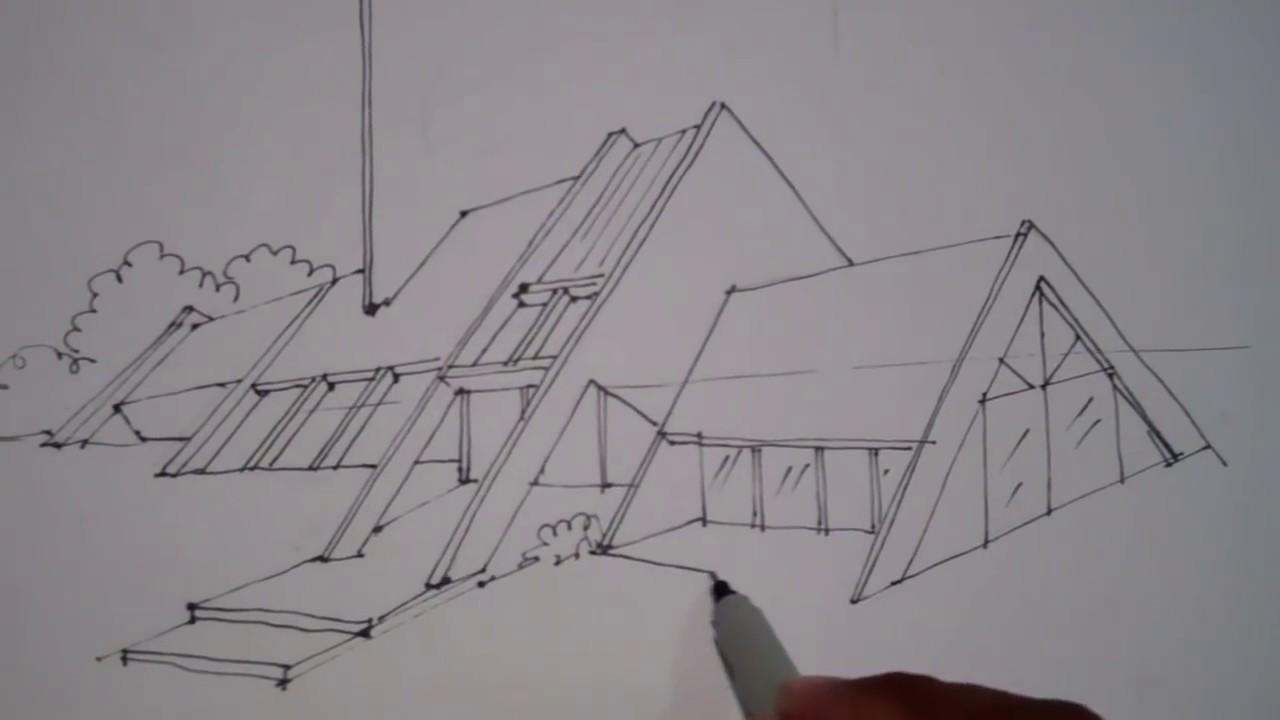 Perspectiva Para Estudiantes De Arquitectura Arq David