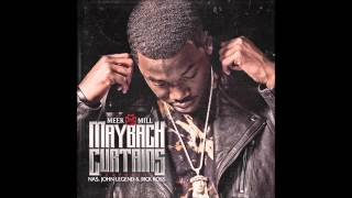 Meek Mill Feat. Nas, John Legend & Rick Ross - Maybach Curtains (Prod. By DJ Infamous) ( 2o12 )