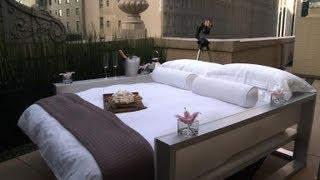 À New York, le luxe d'une nuit à la belle étoile