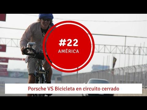 Porsche VS Bicycle