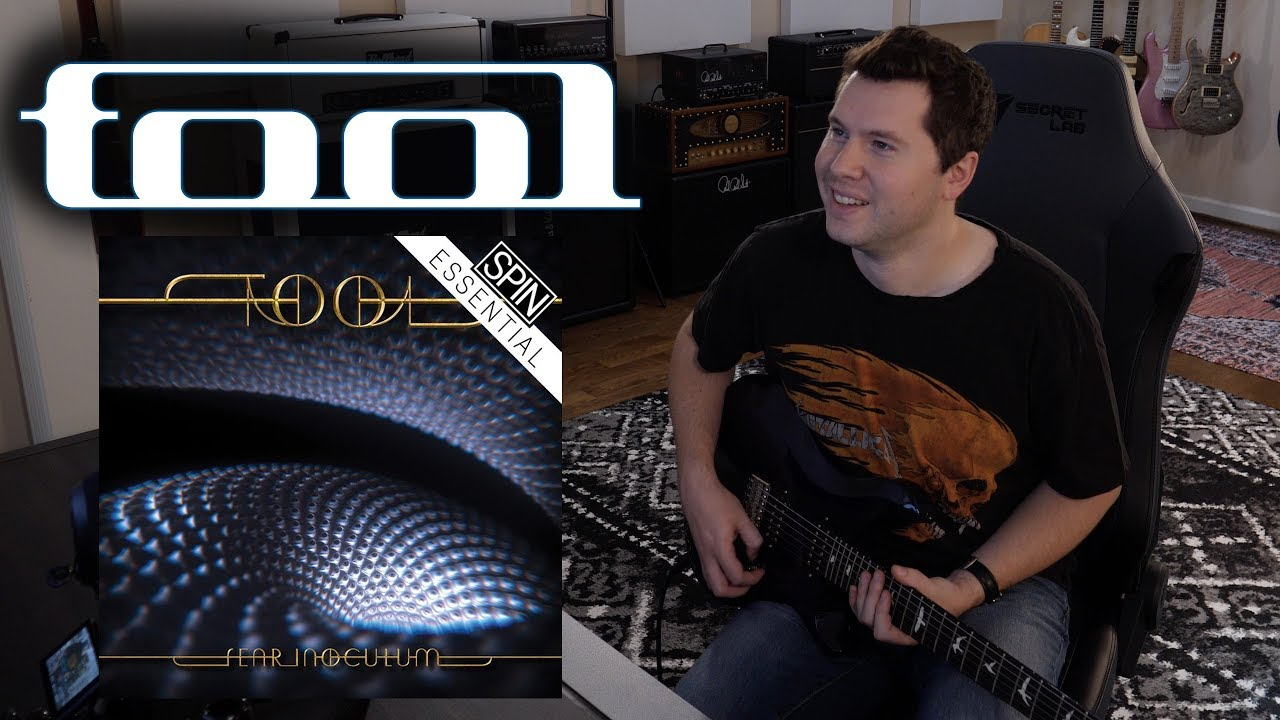 Guitar Player Reacts to New TOOL album FEAR INOCULUM