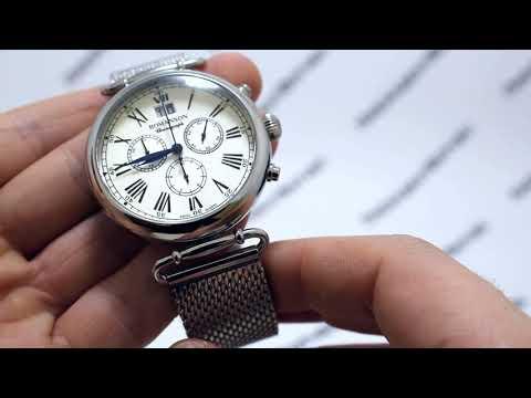 Часы Romanson TM 7A13H MW(WH)  - видео обзор от PresidentWatches.Ru