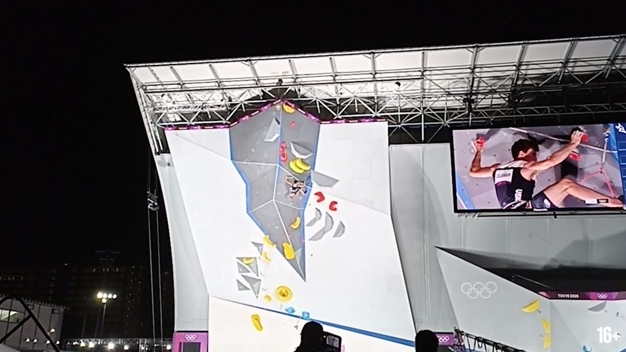 Наши в Токио. Третий день соревнований по скалолазанию на Олимпийских играх в Токио 2020.