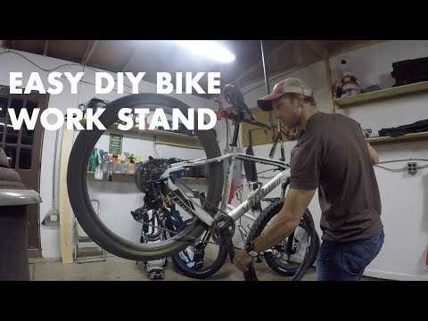 Bicycle Workstand Make Your Own Doovi