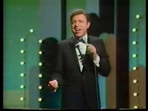 "Steve Lawrence sings ""On A Clear Day"""