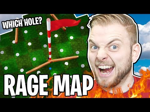 I FOUND THE BEST RAGE MAP!! - Golf It!