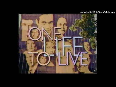 One Life to Live Closing Theme 1980s