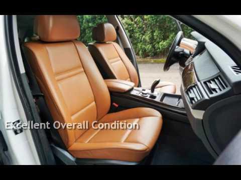 2009 BMW X5 XDrive30i 3rd Row Navi Alpine White Peanut Butter For Sale In Milwaukie OR