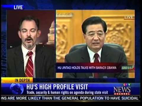 Hu Jintao Visits the US: Analysis by Solon Simmons