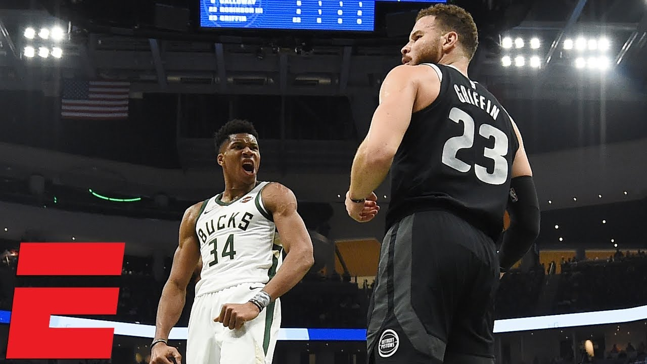 Image result for blake griffin giannis