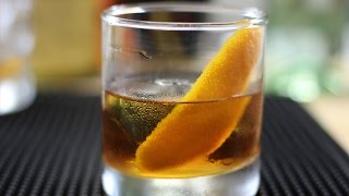 How to make a Spİced Rum Old Fashioned