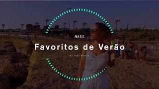 Favoritos de Verão | Inês Mocho