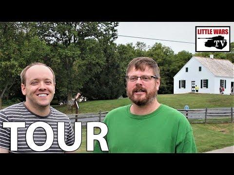 Antietam Battlefield Tour