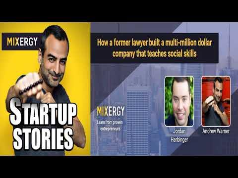 Ep.#1049 How a former lawyer built a multi-million dollar company- Jordan Harbinger