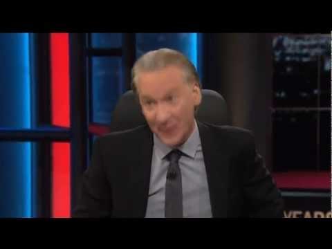 Bill Maher Talks Monsanto, Genetically Modified Food (GMOs) - HD