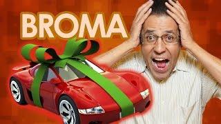 ME GANE UN AUTOMOVIL | LOS POLINESIOS BROMAS PLATICA POLINESIA