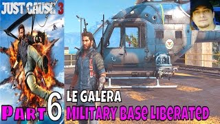 Just Cause 3 Part 6 Walkthrough Gameplay Lets Play Live Commentary