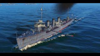 World of Warships - Isokaze - 10 Kills