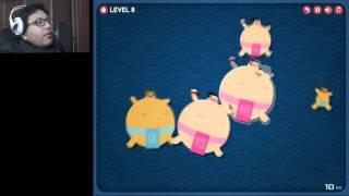 OVERFEEDING SUMOS! | Hungry Sumo!