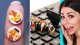 Amazing Artists Creating Tiny DIY Miniatures !