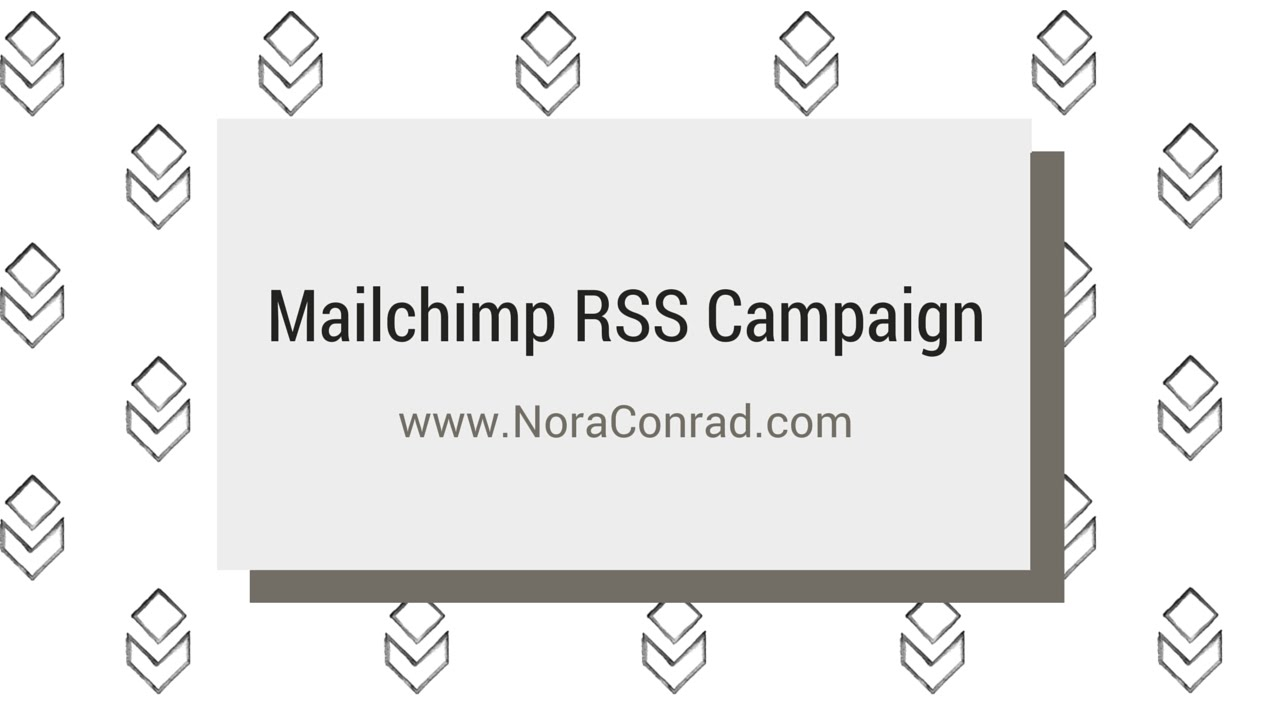Fix Image Sizes In Mailchimp YouTube - Mailchimp template size