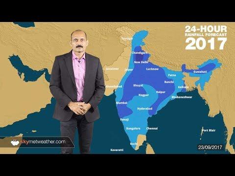 Weather goes pleasant as Delhi rains begin, mercury drops to 27 degrees